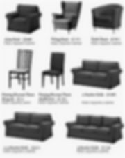 Re-Upholstery Price Guide 2020