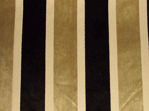 Eleganza Broad Stripe Gold/Ebony / SR17264