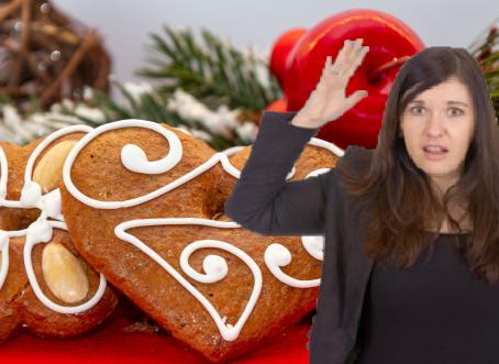 Klartext sprechen an Weihnachten? Nicht nötig!