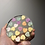 Thumbnail: Heart Candy Coaster Set