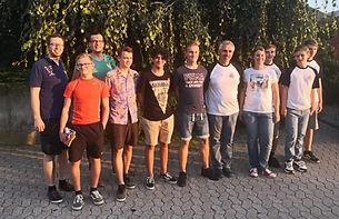 Jugendschützen aus Bechhofen zu Gast beim SV Edelweiß
