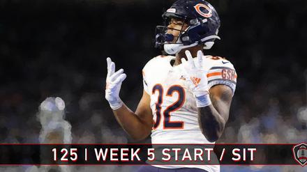 125 | Week 5 | Sart - Sit