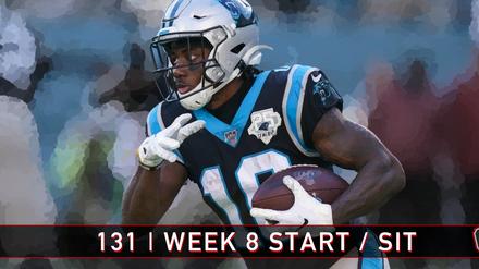 131 | Week 8 | Start - Sit