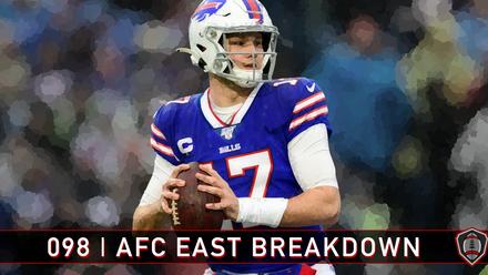 098 | AFC East Breakdown