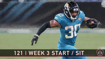 121 | Week 3 | Start - Sit