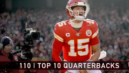 110 | Top 10 Quarterbacks