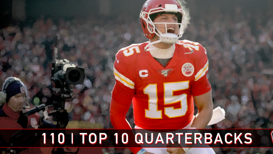 110 | Top 10 Quarterbacks