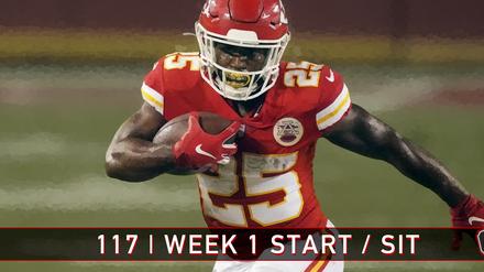 117 | Week 1 Start / Sit