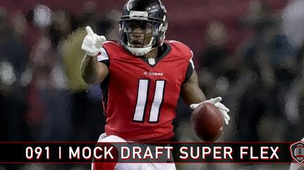 091 | Super Flex Mock Draft