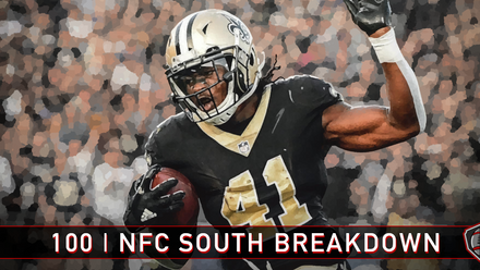 100 | NFC South Breakdown