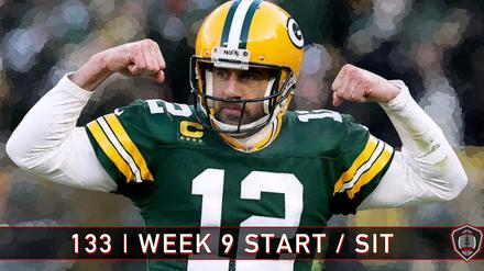 133 | Week 9 | Start - Sit