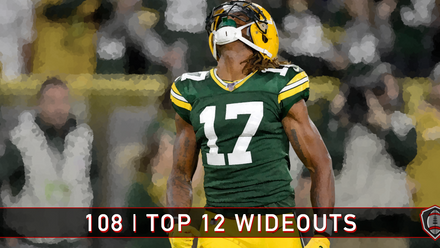 108 | Top 12 Wideouts