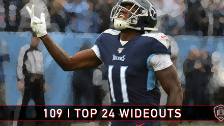 109 | Top 24 Wideouts