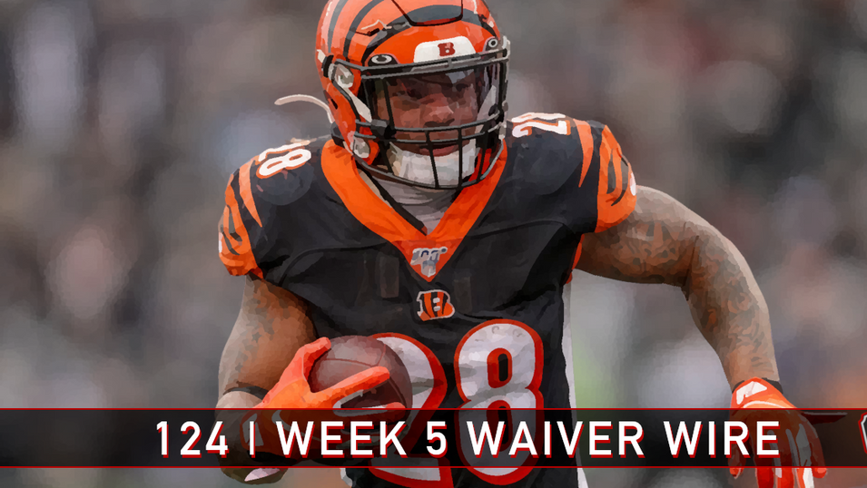 124 | Week 5 | Waiver Wire