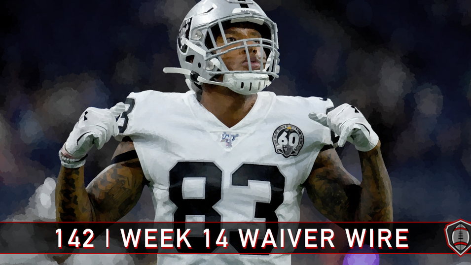 142 | Week 14 | Waiver Wire