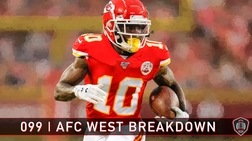 099 | AFC West Breakdown