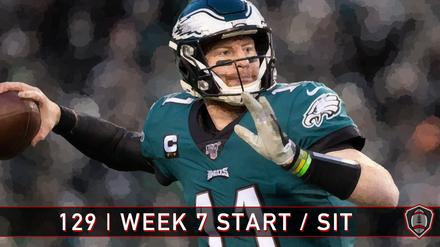 129 | Week 7 | Start-Sit