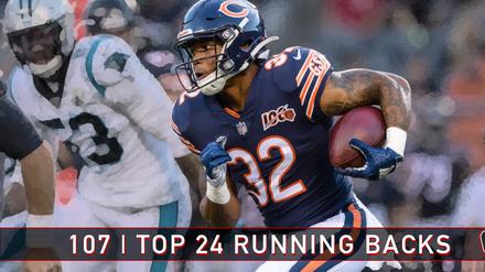 107 | Top 24 Running Backs