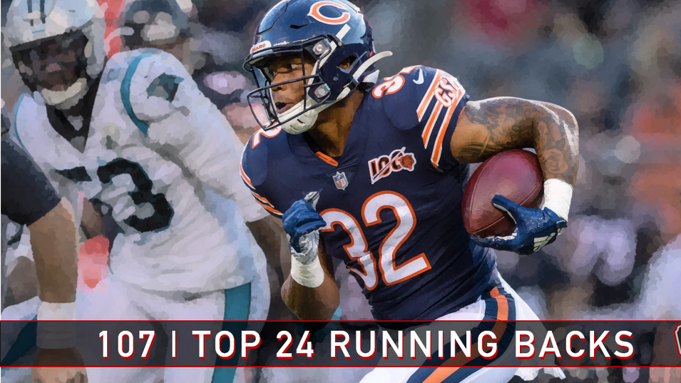 107 | Top 24 Running Backs