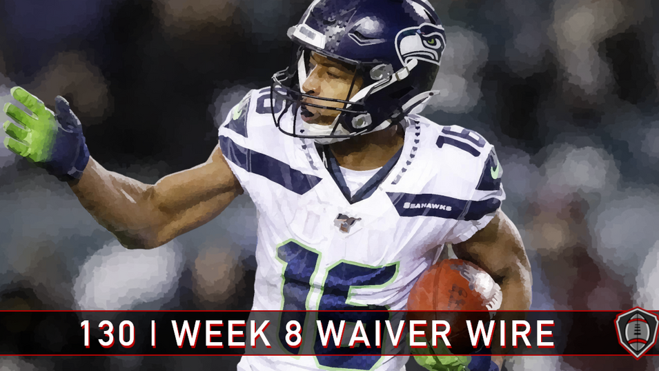 130 | Week 8 | Waiver Wire
