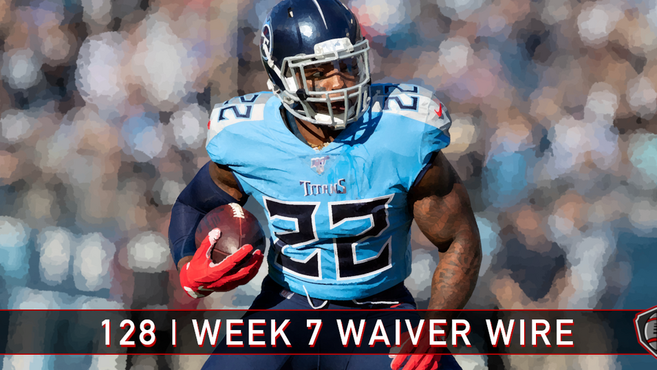 128 | Week 7 Waiver Wire