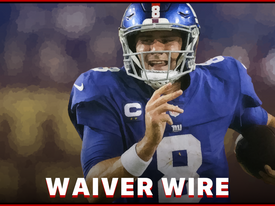 Waiver Wire: Week 4