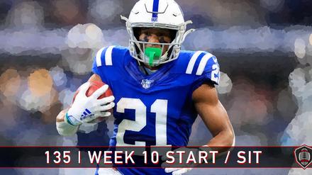 135 | Week 10 | Start - Sit