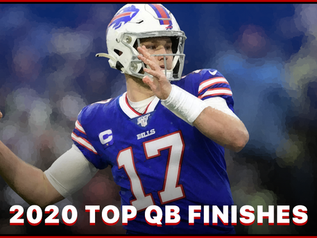 Top 10 Fantasy QBs in 2020