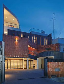 House @jl. kalimantan, Medan, 2012