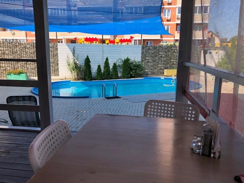 Краснодар. Плавание в бассейне — в качестве утренней зарядки!