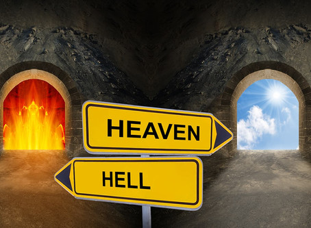 COVID LOCKDOWN – HEAVEN OR HELL?