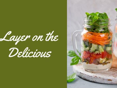 The Mighty Mason Jar Salad