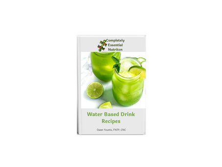 Water Based Drinks Recipes