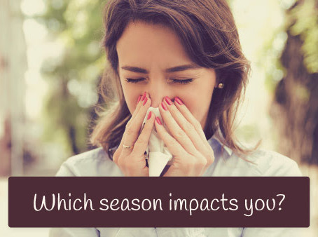 Seasonal Headaches Got You Down?