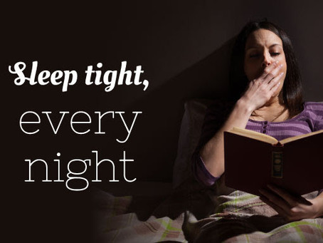 Do You Have a Bedtime Routine?