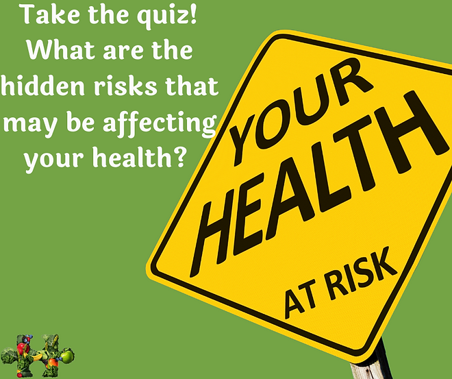Take the quiz! What are the hidden risks