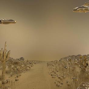 desert path, 2020