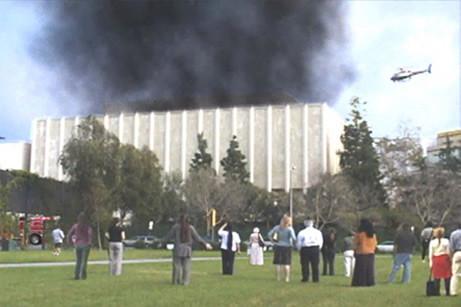 More Cinematic LACMA on Fire(video still)