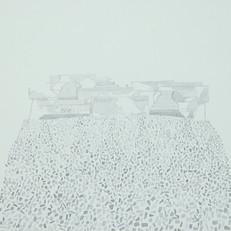 Berkeley Museum of Art in Ruins (detail)
