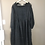 Thumbnail: Alice Linen dress black size small