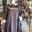 Thumbnail: Frayed coat dress