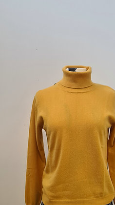 Cashmere Blend Polo neck sweater