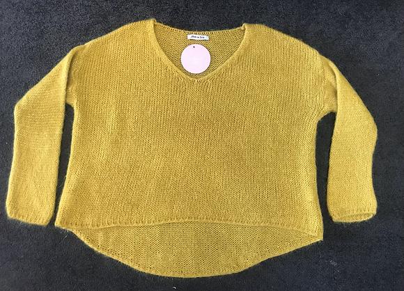 DIA Vneck jumper