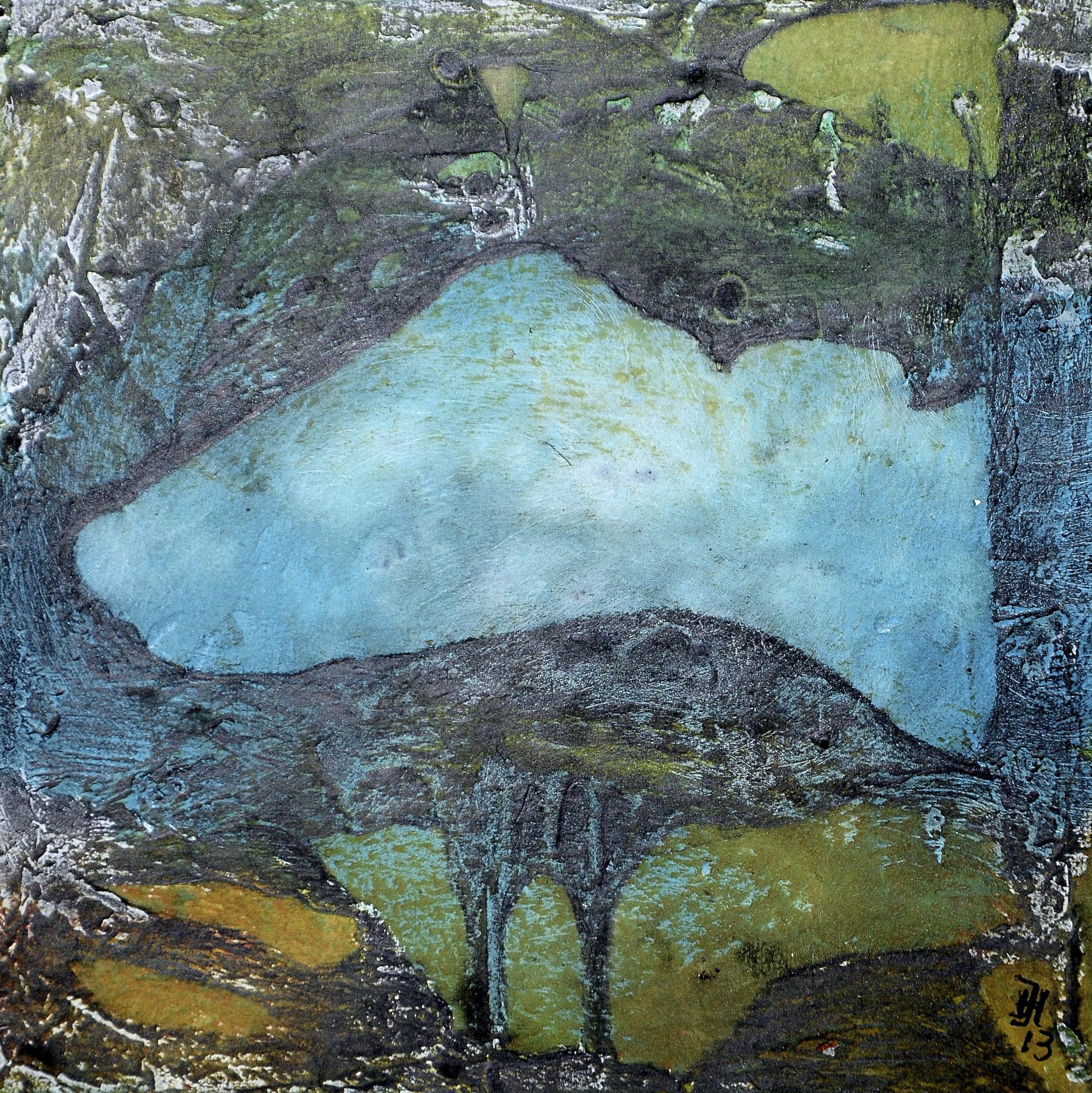 höhle_,acryl_auf_MDF,15x15cm,2013am_meer.JPG