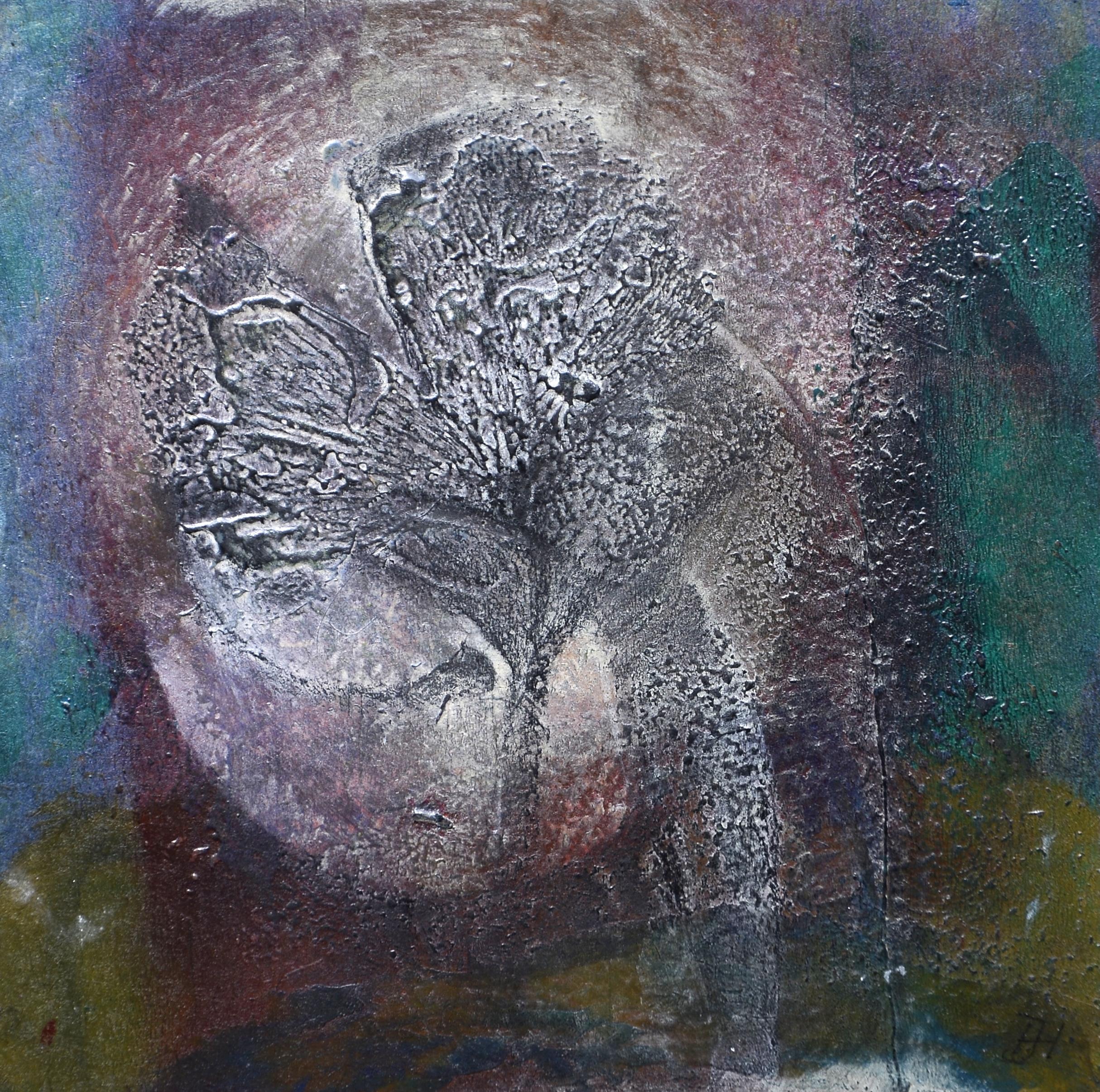 das ginkoblatt,acryl auf MDF,15x15cm,2013.JPG