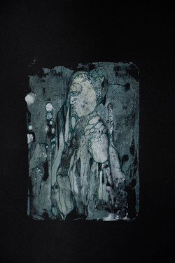 der zweifel,acryl,tusche auf papier,din a 4 ,2015.JPG