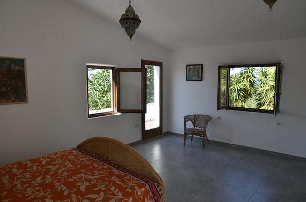 Schlafzimmer 1 Villa Arte