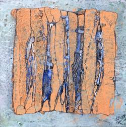 baumstämme_1,acrylauf_MDF,15x15cm,2o14.JPG