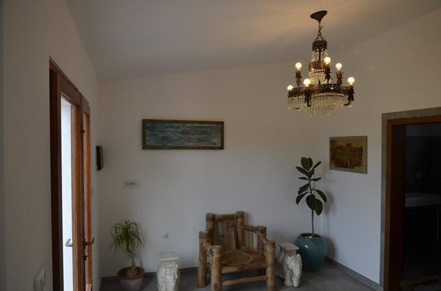 Eingangsbereich Villa Arte