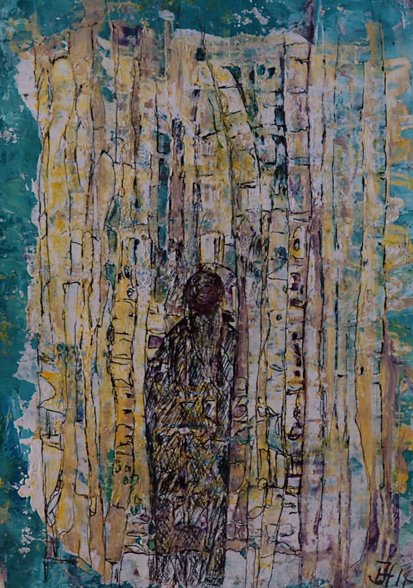 Davanti al Bambu